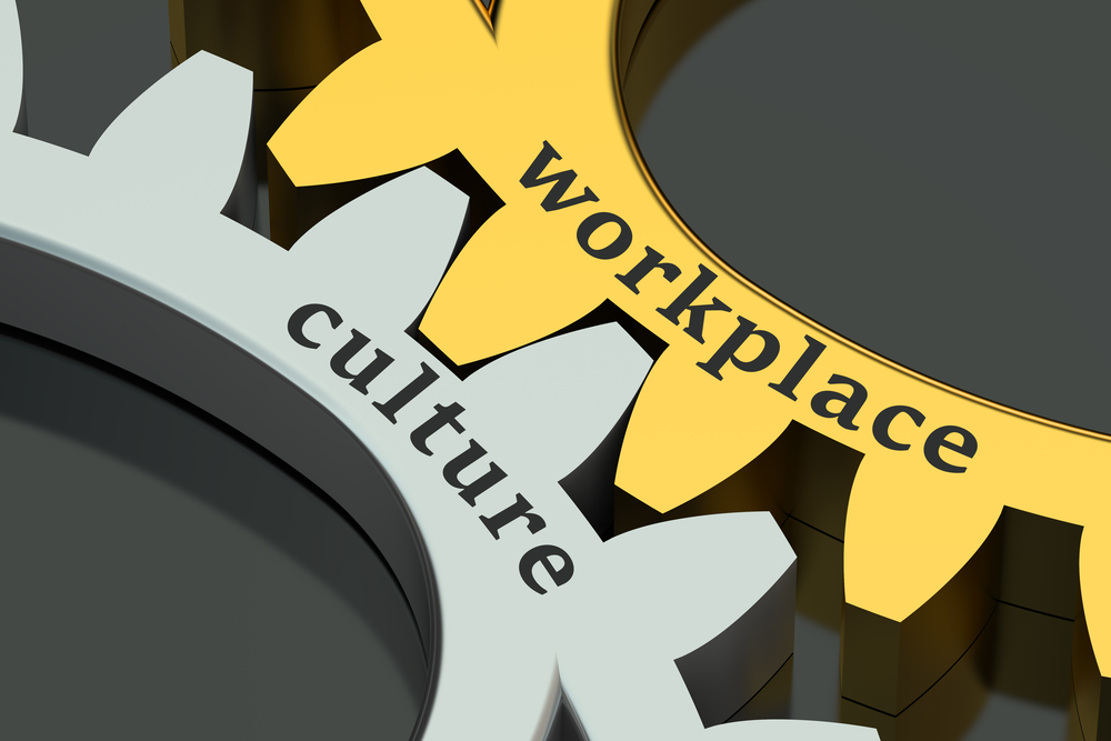 Cogs saying Workplace Culture